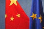 chinese eu flags