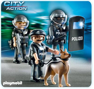 playmobil riot cops